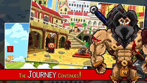 Gladiator Rising 2 apkdebit screenshots 5