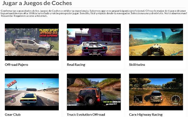 Juegos de Coches | AppBack.pw
