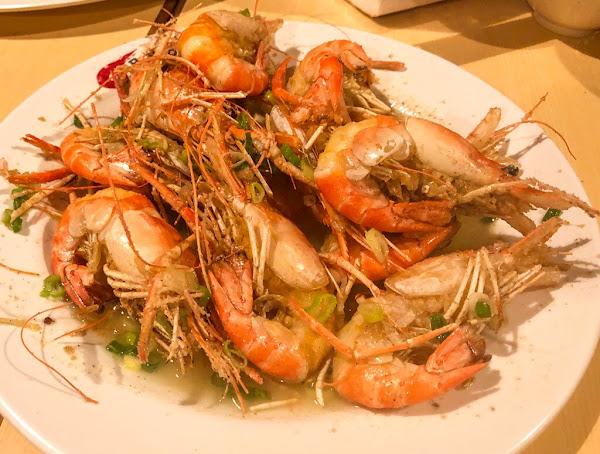 新竹本部活蝦之家.新鮮Q彈蝦膏吃到翻.吮指回味的活蝦料理