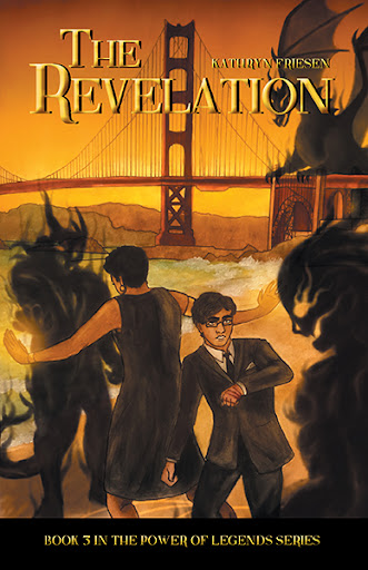 The Revelation cover