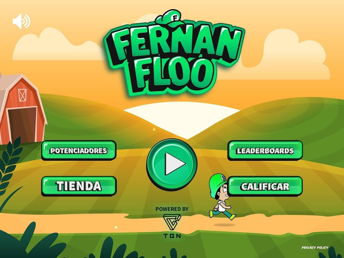 Screenshots of Fernanfloo for iPhone