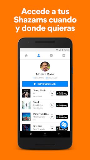 Shazam Encore para Android