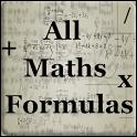 All Maths Formulas icon