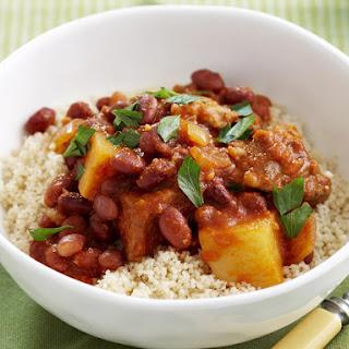 Pork Hot Pot with Couscous