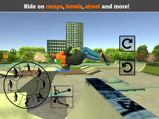 Scooter FE3D 2 - Freestyle Extreme 3D 1.23 screenshots 11