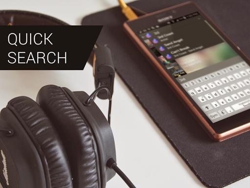 Audio & Music Player screenshot 2