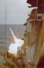 Photo: 1974 Tarter missile
