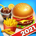 Cooking City: chef fever games icon