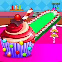 High Heels Cake Maker: Bakery Cooking Games icon