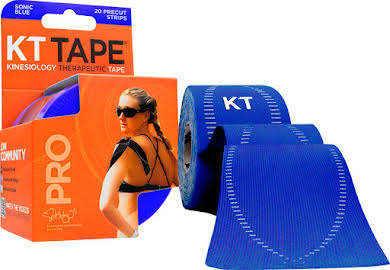 KT Tape Pro Kinesiology Therapeutic Body Tape: Roll of 20 Strips alternate image 1