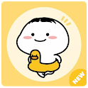 Cute Pentol Stickers For WAStickerApps icon