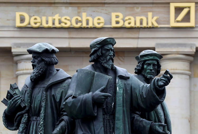 Deutsche Bank being investigated again, this time for 1MDB