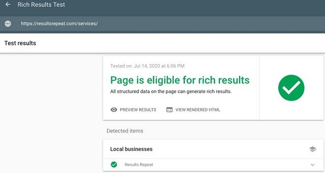 Rich results tool có những lợi ích tối ưu hơn Structured data testing tool