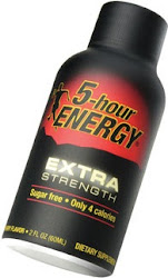 5-Hour Energy Extra Strength Dietary Supplement - Berry