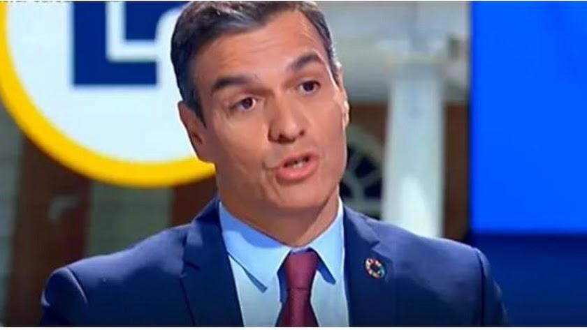 Entrevista al presidente del Gobierno, Pedro Sánchez - RTVE