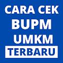 Cek BPUM Banpress UMKM 2021 icon