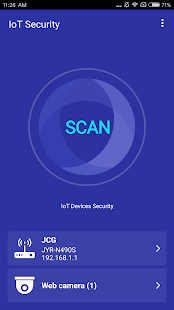 IoT Security (Guard Internet of Things devices)- screenshot thumbnail