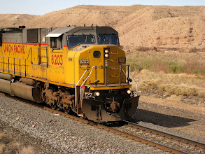 Photo: UP 8203. It took a long time for this train to pass...