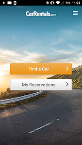 CarRentals screenshot 0