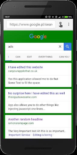 HTML/CSS Website Inspector Pro screenshot 4
