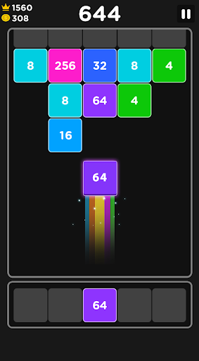 Number Bubble Shooter: 2048 Shoot n Merge 1.0.18 de.gamequotes.net 2