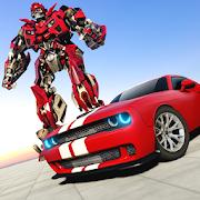 مستقبلية سيارة روبوت التحول لعبة 2018