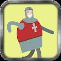 Funny Knight Live Wallpaper icon
