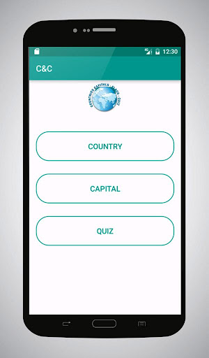 Countries & Capitals Game -  Flags, Quiz cheat screenshots 2