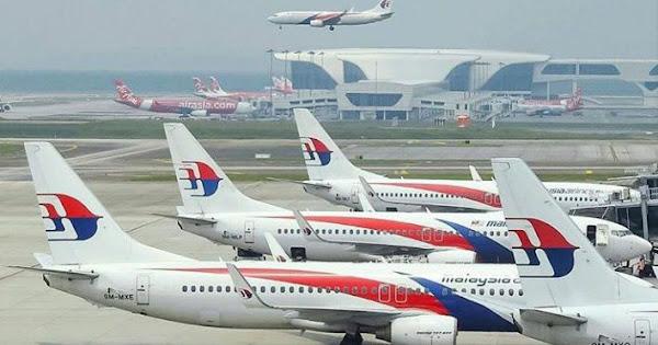 Авиаперевозки из Майлазии