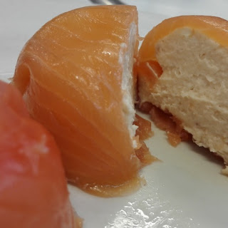 Smoked Salmon Mousse Parcels