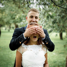 Wedding photographer Pavel Sharnikov (sefs). Photo of 22.10.2017