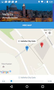 Ugide Malta - Audio Tours- screenshot thumbnail