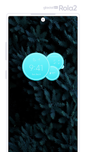glacial Pro for KWGT Pro vbeta13 Patched Latest APK Download 4