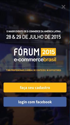 Fórum eCommerce 2015
