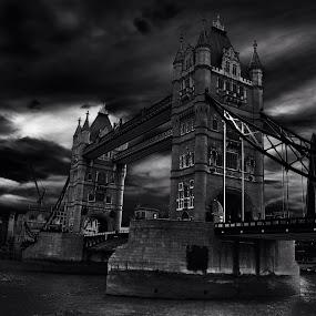 Tower Bridge  by Havneet Singh - Buildings & Architecture Public & Historical (  )