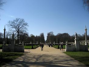 Photo: Der Park von Schloss Sanssouci in Potsdam bei einem Tagesausflug vom Ferienhaus http://www.inselhaus-rheinsberg.de im Hafendorf Rheinsberg