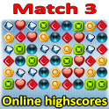 Triada - match 3 puzzle free icon