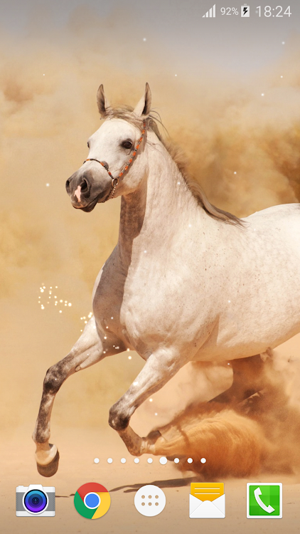 Horse Live Wallpaper Pro Free Android Apps Appagg