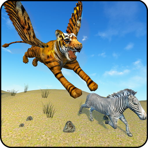 Flying Tiger - Wild Simulator