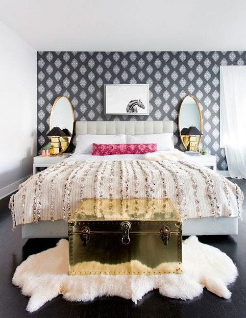 trang trí phòng ngủ nhỏ hợp lý