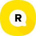 Rounds Video Chat Mensajes Voz icon