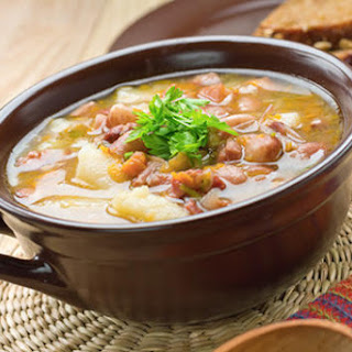 How to make Hawaii-style Portuguese bean soup.