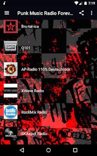 Punk Music Radio - náhled