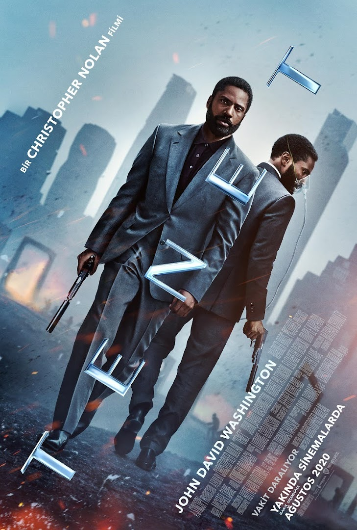 """TENET"" 26 Ağustos'ta Sinemalarda (2020)"