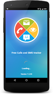 Free Phone Tracker - Monitor calls, texts & more - náhled