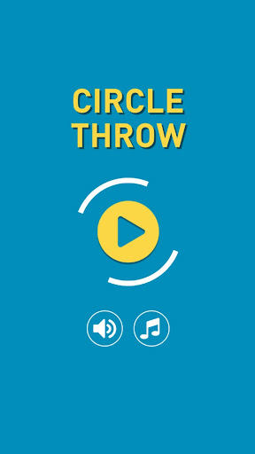 Télécharger Circle Throw APK MOD (Astuce) screenshots 1