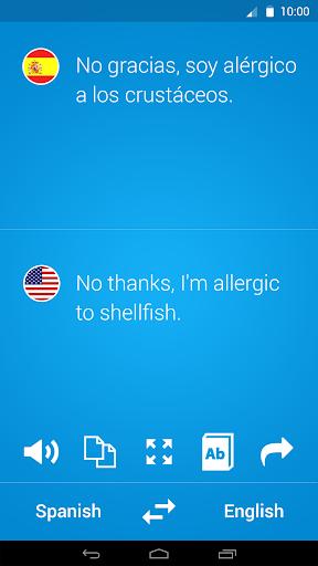 Tradukka Translator screenshot 3