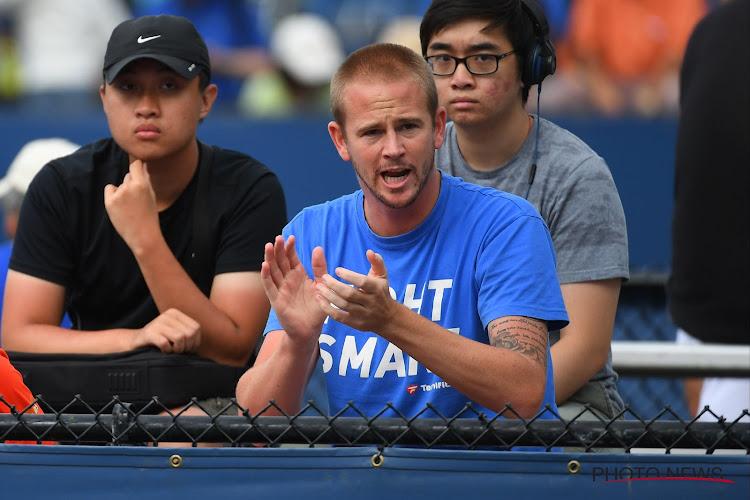 """Belgische ex-speler rakelt het zwarte gat en zege tegen Djokovic op: """"Dan winnen, dat is pas kicken"""""""