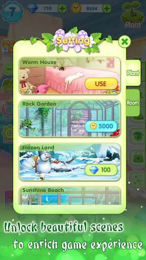 ud83dudc57ud83dudc52Garden & Dressup - Flower Princess Fairytale 2.0.5001 screenshots 7