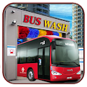 Bus Wash Simulator Service, Tuning Bus games icon